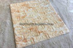 sản phẩm xốp dán tường giả đá mã GD04