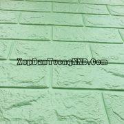Xốp dán tường giả gạch xanh mã GG04
