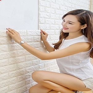 Xốp dán tường giả gạch