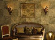 Thiết kế giấy cổ điển dán tường