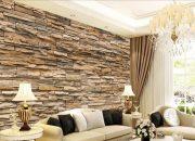 Mẫu xốp đá dán tường được ưa chuộng nhất