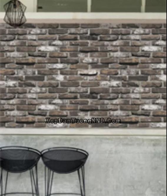 Mẫu xốp dán tường 3D giả gạch Cần Thơ