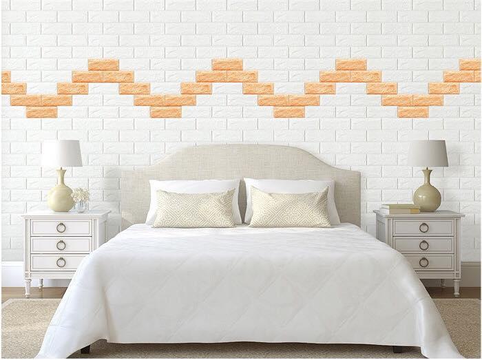 Xốp dán tường giả gạch ở Hoàn Kiếm