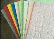Một số màu sắc phổ biếncủa miếng dán tường dạng xốp
