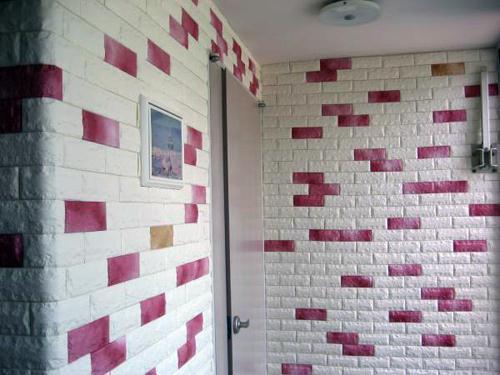 Xốp dán tường có tính chống thấm cao