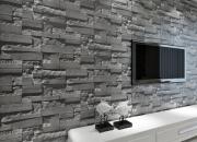 Xốp giả đá đem lại nét sang trọng cho căn phòng